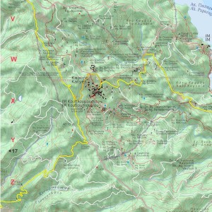 1:25,000 map page